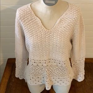 Sweaters - Medium but fits like a small.